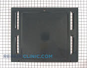 Oven Bottom Panel - Part # 261889 Mfg Part # WB53K5