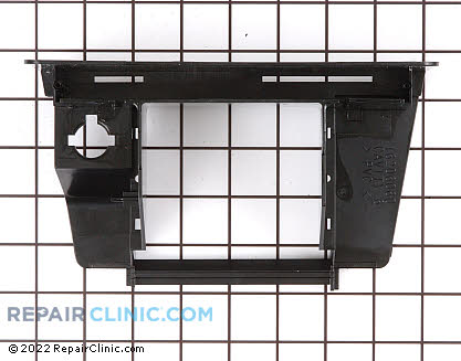 Dispenser Funnel Frame (OEM)  WR17X3139 - $20.35