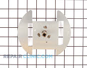 Stirrer Blade - Part # 242781 Mfg Part # WB06X10134