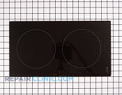 Glass Cooktop - Part # 484665 Mfg Part # 307740B