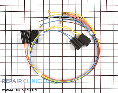 Element Receptacle and Wire Kit (OEM)  WB18K5469, 246316