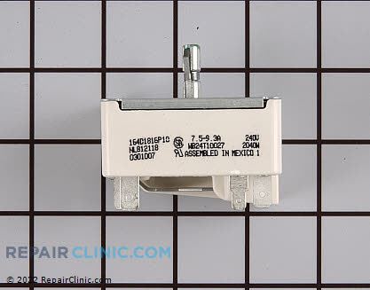 Hotpoint Surface Burner Switch