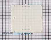 Waveguide Cover - Part # 263598 Mfg Part # WB56X5817