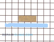 Drum Slide, Glide, or Pad - Part # 3012 Mfg Part # LA-1006