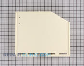 Waveguide Cover - Part # 588729 Mfg Part # 44103P01