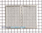 Grease Filter - Part # 910457 Mfg Part # WB06X10309