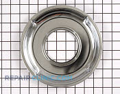 Burner Drip Pan - Part # 257922 Mfg Part # WB31K5037