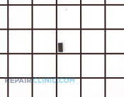 Carbon brush - Part # 1246055 Mfg Part # Y311542