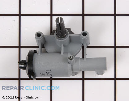 Surface Burner Valve (OEM)  74002413