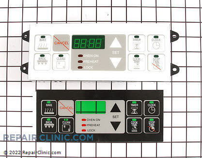 Oven Control Board (OEM)  12001628 - $285.25