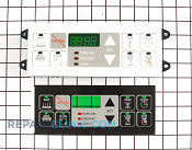 Oven Control Board - Part # 400605 Mfg Part # 12001628