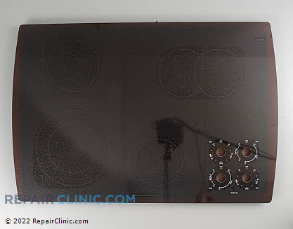 Kitchenaid Cooktop Glass