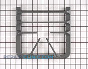 Grate  gry - Part # 696304 Mfg Part # 71003037