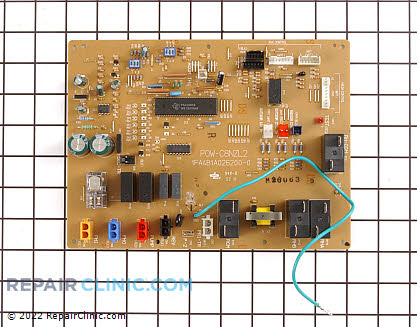 Ge Power Supply Board