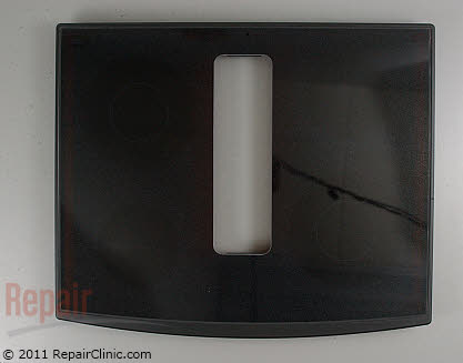 Glass Cooktop (OEM)  12002557