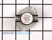 High Limit Thermostat - Part # 276901 Mfg Part # WE4X820