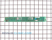 Temperature Control Board - Part # 946952 Mfg Part # WR55X10172