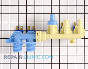 Water Inlet Valve - Part # 775743 Mfg Part # 22002944