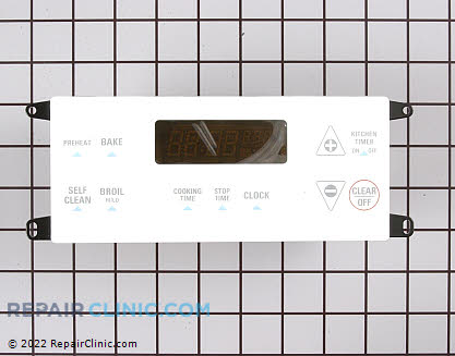 Oven Control Board 318012943       Main Product View