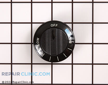 Control Knob (OEM)  WB3K61, 256707