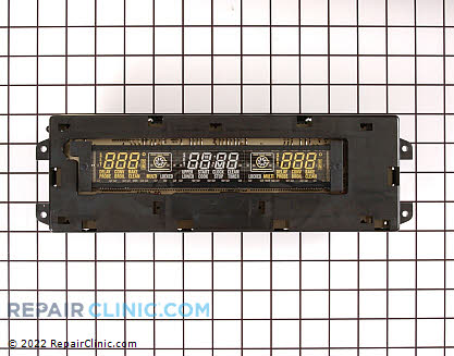 Oven Control Board (OEM)  WB27T10287