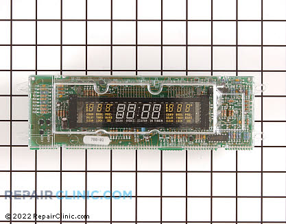 Oven Control Board 318010501       Main Product View