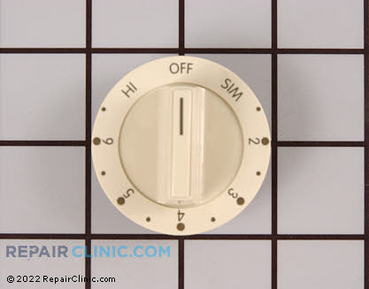 Control Knob 316123305 Main Product View