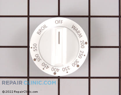 Thermostat Knob 316123306 Main Product View