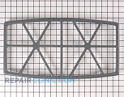 Burner Grate - Part # 504220 Mfg Part # 3191486