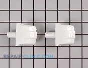 Shelf Retainer Bar Support - Part # 299279 Mfg Part # WR2X9185