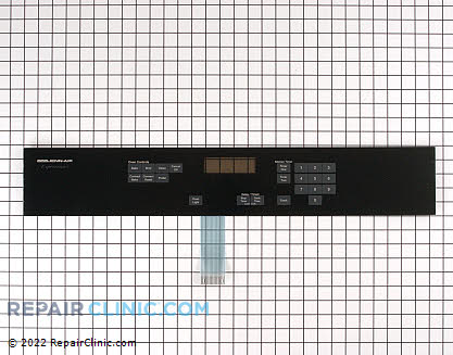 Touchpad and Control Panel (OEM)  71002300, 695600
