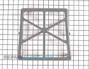 Burner Grate - Part # 504181 Mfg Part # 3191278