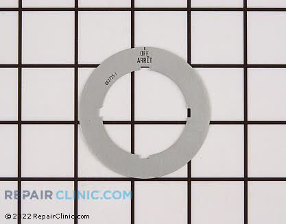 Knob Insert G02725-1 Main Product View