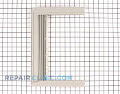 Window Side Curtain and Frame - Part # 108438 Mfg Part # BT3074117