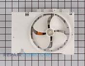 Fan Motor - Part # 911080 Mfg Part # WB26X10105