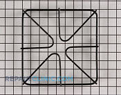 Grate, top burner (bl - Part # 486695 Mfg Part # 309584B