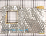 Insulation - Part # 751502 Mfg Part # 99001103