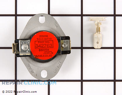 Whirlpool High Limit Dryer Thermostat
