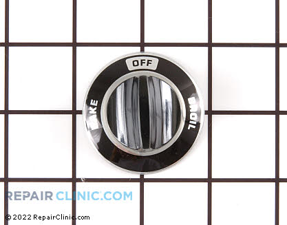 Selector Knob WB3X378         Main Product View