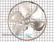Fan Blade - Part # 744502 Mfg Part # 947370