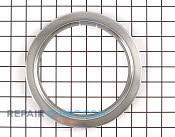 Trim ring, chrome (6``) - Part # 747736 Mfg Part # 9750505