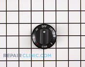 Control Knob - Part # 256627 Mfg Part # WB3K5242