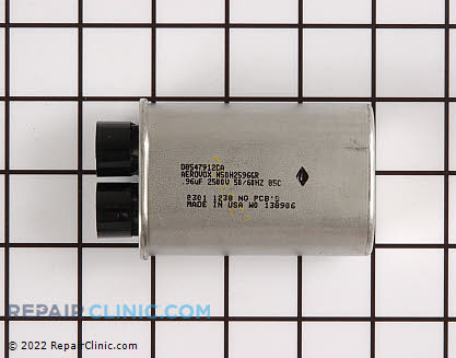 High Voltage Capacitor D8547912        Main Product View