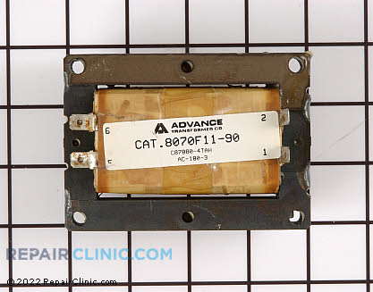 High Voltage Transformer C8788004        Main Product View
