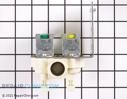 Water Inlet Valve 5308017599 Main Product View