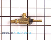 Surface Burner Valve - Part # 2509 Mfg Part # 5303288190