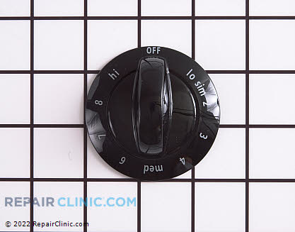 Control Knob 318196634       Main Product View