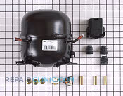 Compressor - Part # 1012496 Mfg Part # 50160076N001