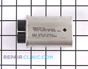 High Voltage Capacitor - Part # 223284 Mfg Part # R0160021