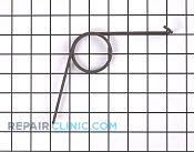 Oven Door Spring - Part # 315862 Mfg Part # 0S00101099